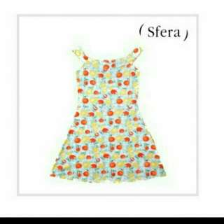Sfera Fruity Off Shoulders Dress