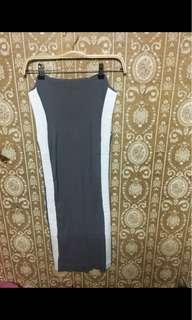 🚚 針織配色洋裝