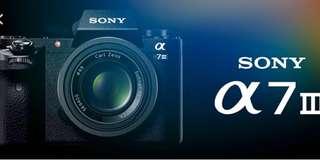 Sony a7 mkiii kit (28-70 OSS)