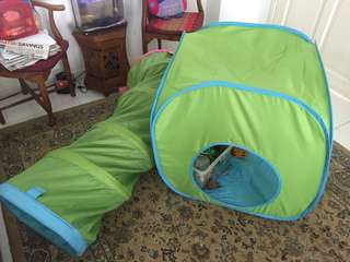 Clearance! Play Tent Ikea Kids