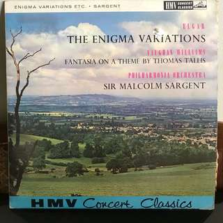 Vynil Record - Philharmonia Orchestra Sir Malcolm Sargent