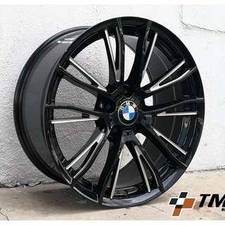SPORT RIM 19 INCH BMW F30 F10 F32 F36 E90 E92 E60 3SERIES 5SERIES