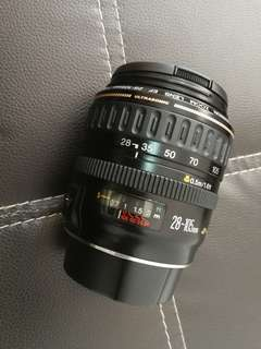 Canon lens EF28-105mm
