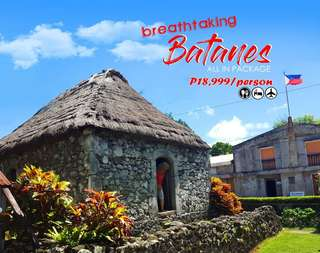4D3N BATANES ALL-IN PACKAGE