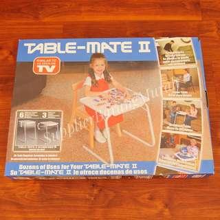 Table Mate 2 ( meja lipat makan kerja laptop kantor belajar
