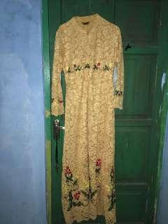 For sale baju brukat muslim