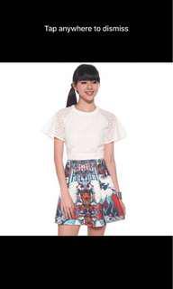 Love Bonito Sharla Skirt