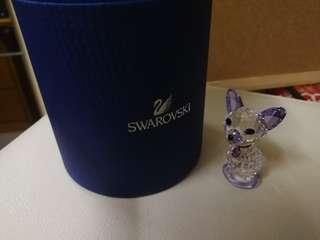 Swarovski 擺設 貓