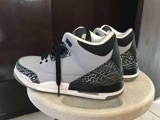 Jordan shoes retro 3 unisex authentic