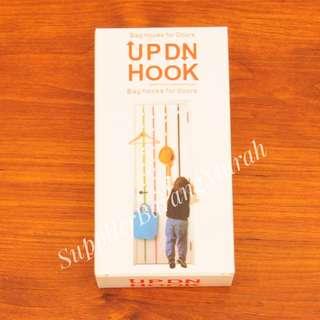 UP DN Hook Hanger ( gantungan baju tas celana kaos topi jaket jas