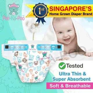 XL size Diapers