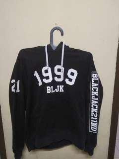 Hoodie black jack