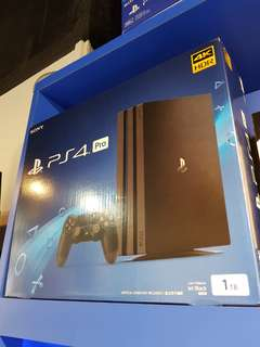 Upgrading to PS4 Pro? Trade your console special deal