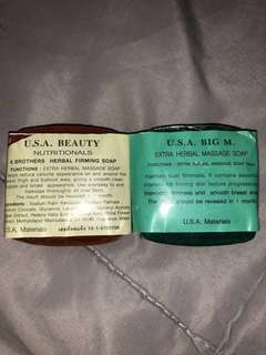 K Brothers Slimming/Bust firming soap