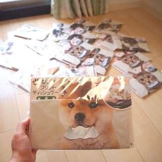 日本直送🇯🇵柴犬紙巾套