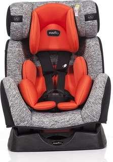 Car Seat - Evenflo Duran (Grey Lava)