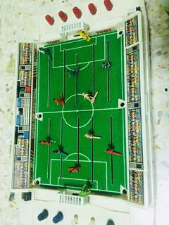 Tomy super cup football (RARE)
