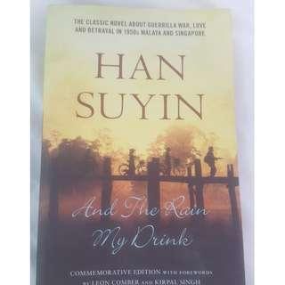🚚 And The Rain My Drink - Han Suyin