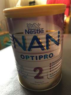 NAN OPTIPRO 2 (400g) brand new with sealed