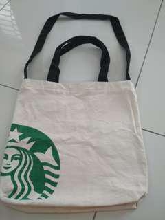 📌Starbucks Malaysia 18th Anniversary Reusable Bag #UNDER90