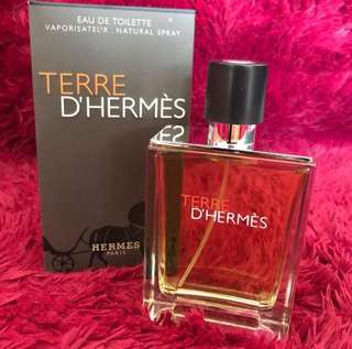 TERRE D'HERMES FOR MAN ORIGINAL SINGAPORE