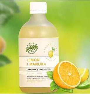 BIO  檸檬酵素