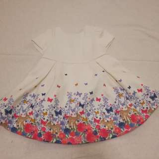 #July100 Mothercare Baby Dress
