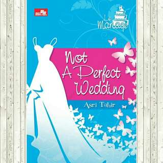 ebook - Not a perfect wedding