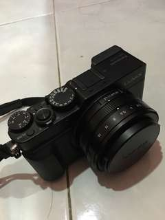 Panasonic Lumix LX100 (Leica Lens) Camera