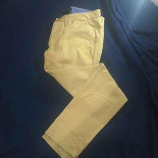 Memo Khaki Pants