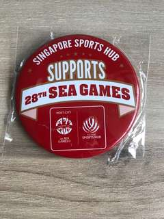 28th SEA games pin badge