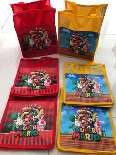 🚚 Super Mario tote bag
