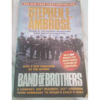 🚚 Band of Brothers -
