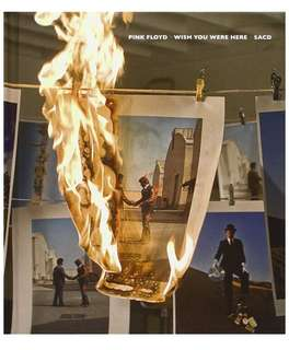 🚚 pink floyd wish you were here sacd