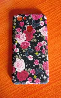Floral Oppo F5 Case
