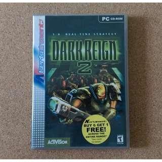 PC Game Dark Reign 2 / A 20 year old piece of Nostalgia