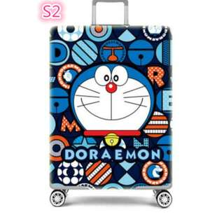 Luggage Cover (Doreamon)