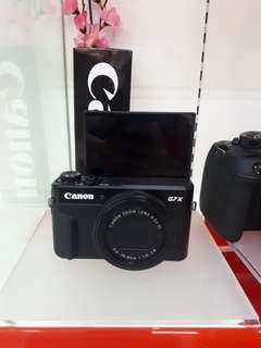Kamera Canon PSG7X Mark ll (Kredit MURAH)