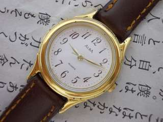 Old alba lady watch