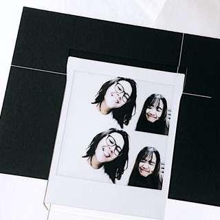 • Instock • Polaroid Printing Service