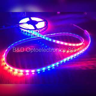 Lighting led strip rgb