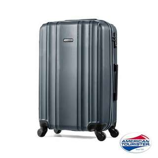 24吋Hartford極簡立體硬殼四輪TSA行李箱