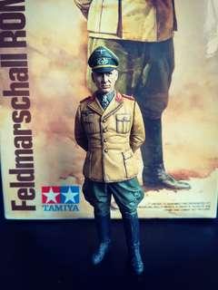 Tamiya 1/16 Feldmarschall Rommel (Handpainted)