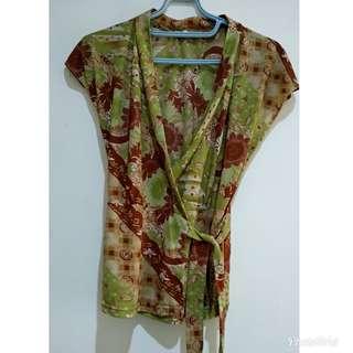 "Atasan Kimono ""The Simplicity"""