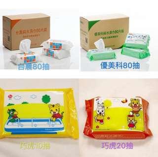 🚚 台農濕紙巾