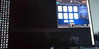 """Samsung Tv 78"""" Curved Smart UhDLED"""