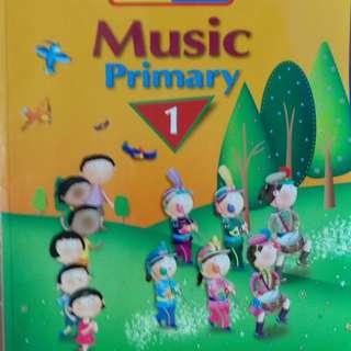 Music Primary 1