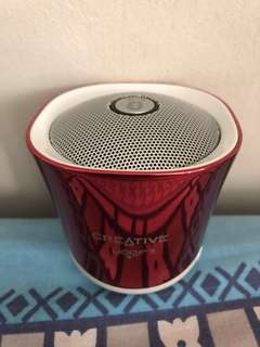 Half price brand new Creative speaker!~