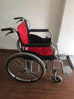 Used once wheelchair