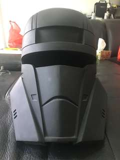 Star Wars Rogue One Tank Driver helmet ready to paint